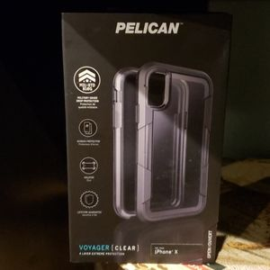 Pelican legacy iPhone X case